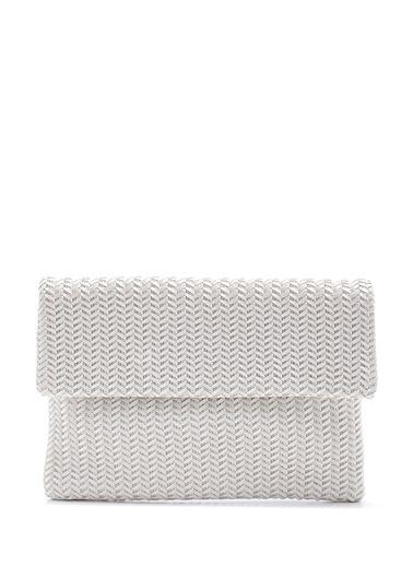 Derimod Clutch / El Çantası Beyaz